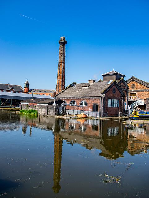 Ellesmere Port boat museum2