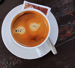 Good Morning ! Anyone for Coffee ? Wish you a very nice Day !