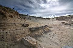 HFF –  Sandswept Fence