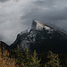 Kootenay national Park, 3 photos taken from the same viewpoint (crowded...)