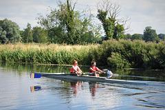Cambridge ladies boating