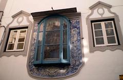 Oratory (1733) applied on façade.