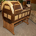 Baby Cradle handcrafted  by John Maize -VI