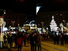 Christmas Tree - Náměstí Svobody 1