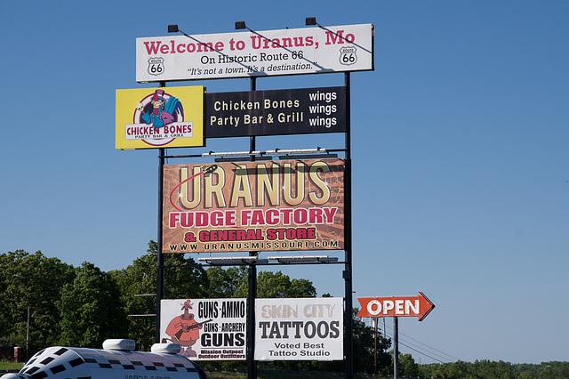 Uranus sign