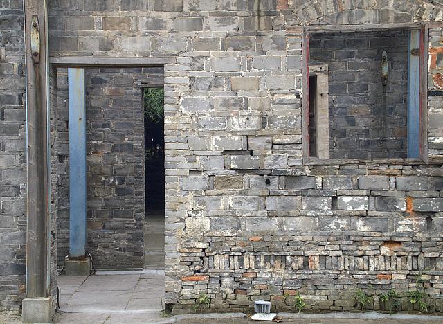 Old Buildings in Ningbo