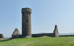 Peel Castle- The Round Tower