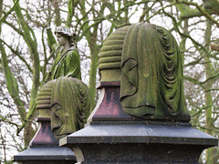 chingford mount cemetery, london