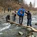 'bridge' over Kvirilstskali river