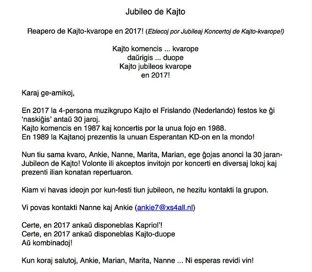 Jubileo de Kajto1