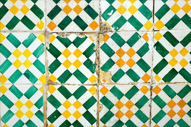 Setúbal, Azulejos