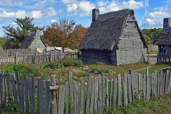 Plimouth Plantation, Wohnhaus