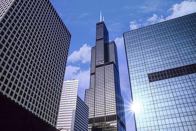 Chicago - Sears Tower - 1986