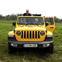 Auf dem gelben Wagen (PiP)