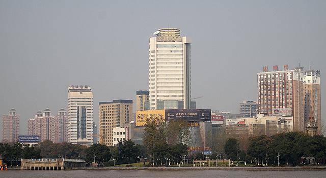 Ningbo Skyline