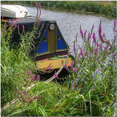 Kennet & Avon Canal Boat