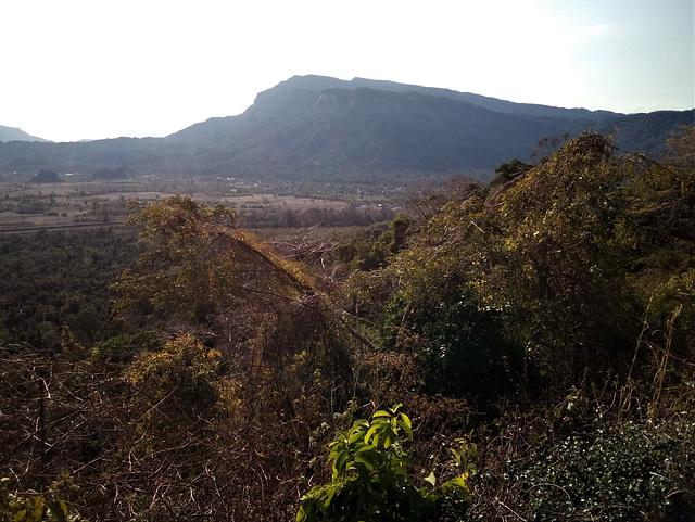 Loop's landscape (Laos)