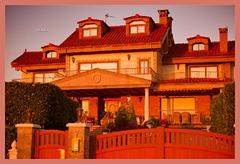 Arquitectura; casa en Barrika