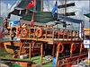 Alanya : una barca ben attrezzata per le immersioni - Amphora diving center -