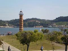 Belém lighthouse.