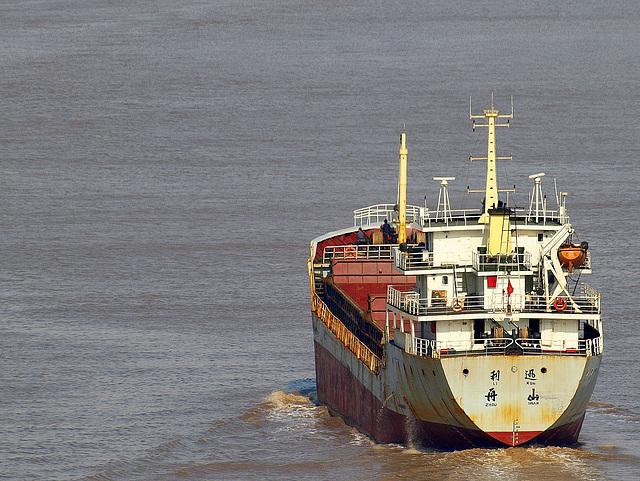 Li Xun sets sail