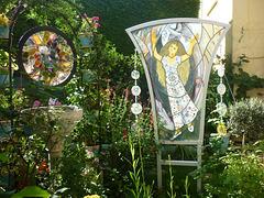 Petit jardin sympa