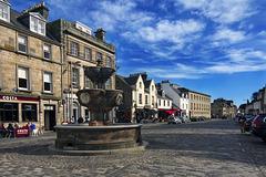 Whyte-Melville Memorial Fountain, Market Street, St Andrews