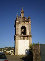 Belfry of Saint Dominique Church.