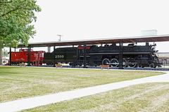 Illinois Central 2500