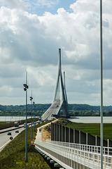 HFF pour tous ! Le pont de Normandie !