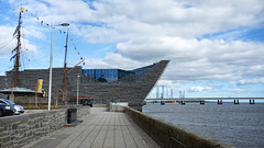 HFF from the V&A on the River Tay in Dundee