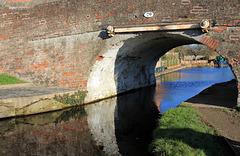 Bridge 79.  Montgomery Canal