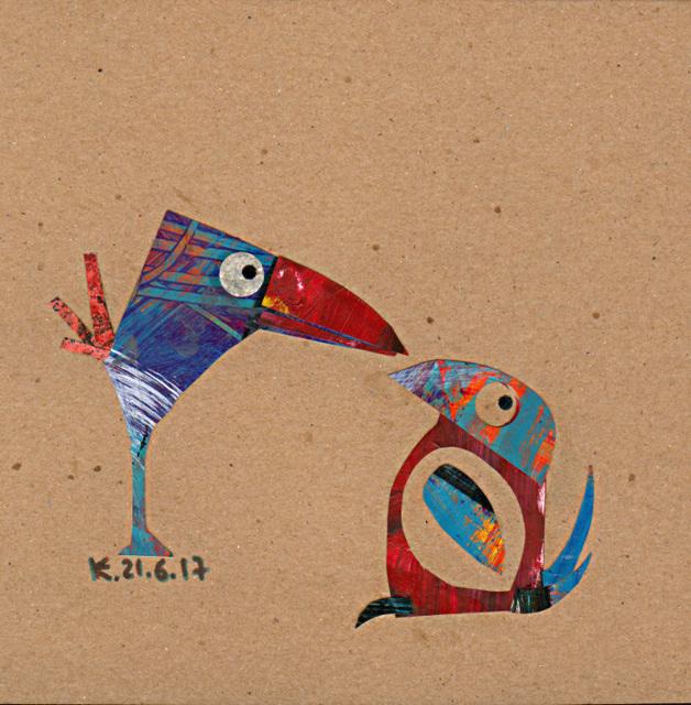 Bird conversation