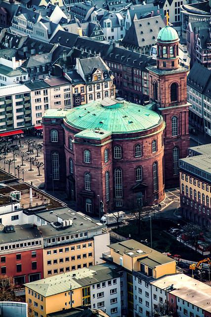 Frankfurt - Paulskirche
