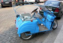 Cabrio für zwei.