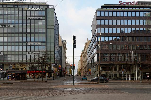 Helsinki, 9 h 30