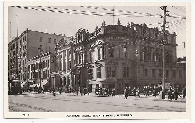 WP1855 WPG - DOMINION BANK, MAIN STREET