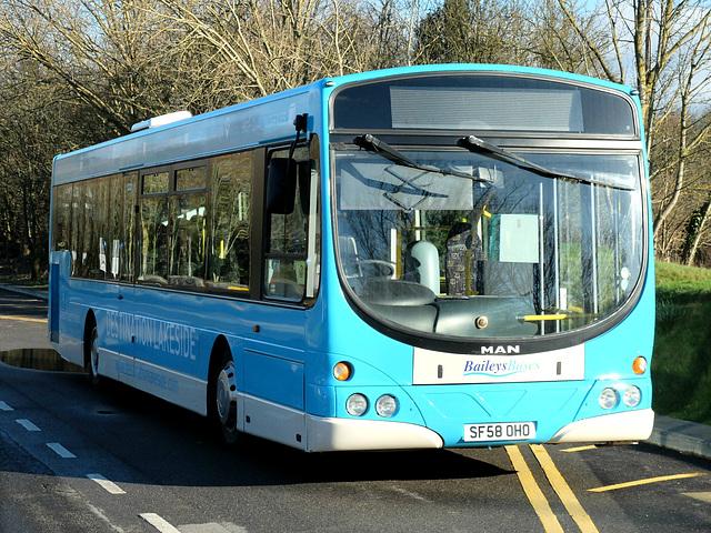 Baileys Buses Lakeside Shuttle (2) - 14 January 2016