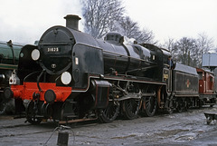 31625 at Ropley in 1997