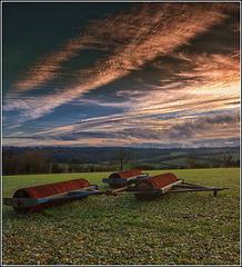 Bucks Sunset