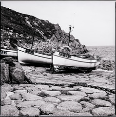 PZ540 - Penberth Cove, Cornwall