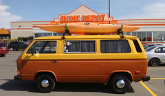 Westfalia Home Depot 1982