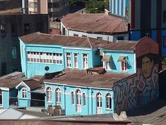 Casas de Valparaíso