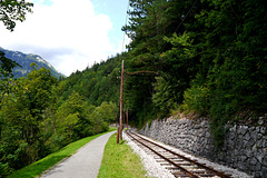 An der Lokalbahn / At the local railway line