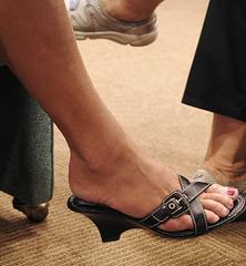 wedge callisto heels