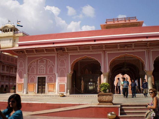 Diwan-i-Khas (Audience Hall).