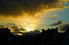 quand le soleil descend,