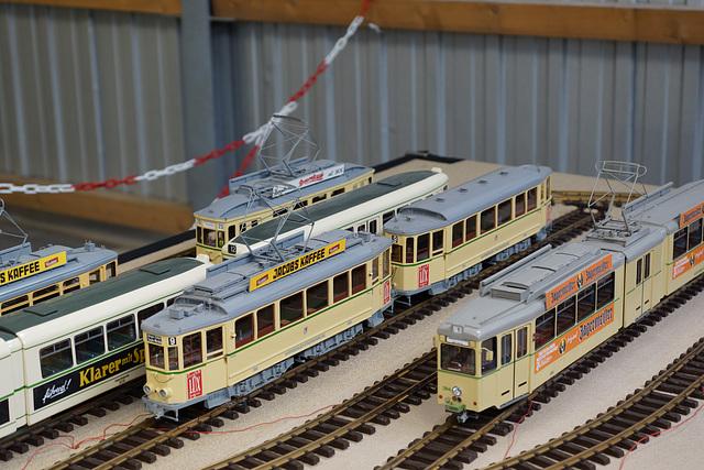 Straßenbahn Wuppertal Spur II 095