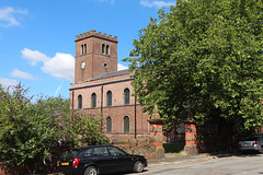Saint James' Church, Toxteth, Liverpool