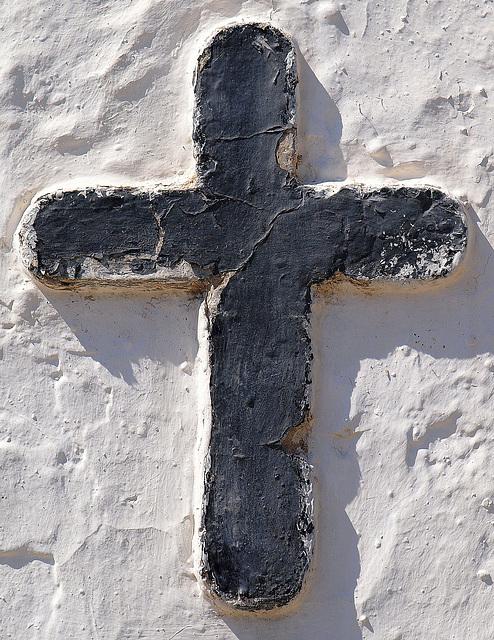 Cross at Sant Llorenç